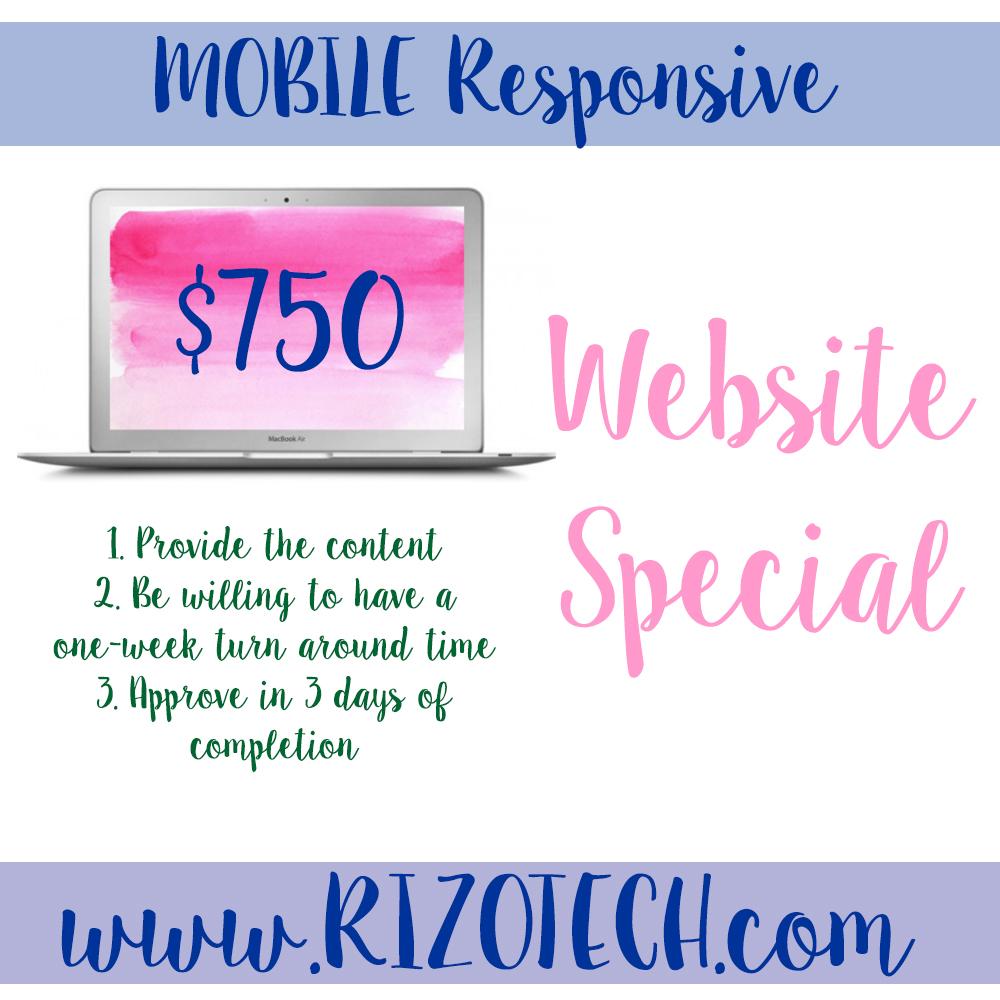 rizotech 750 special